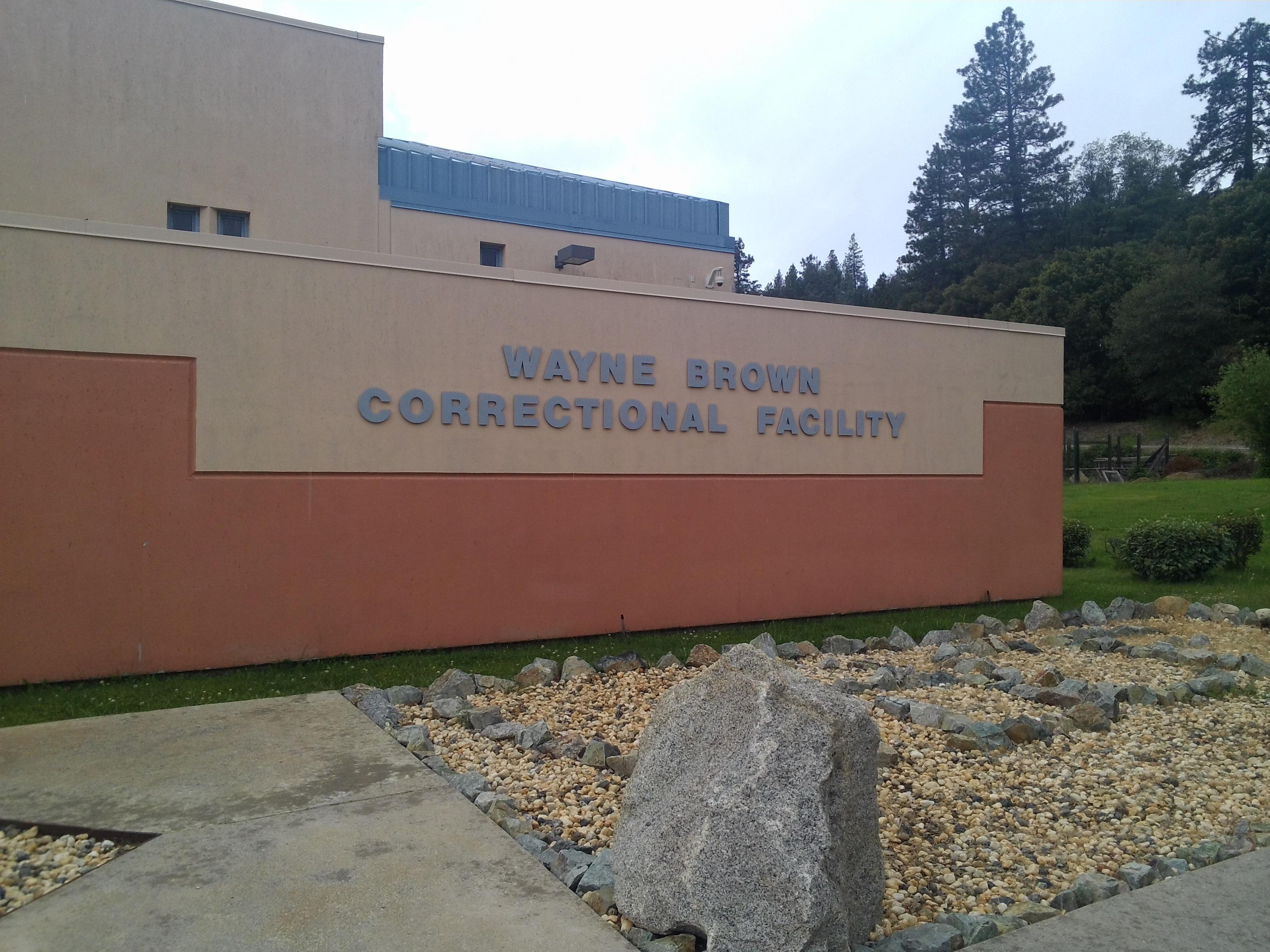 Nevada County Jail
